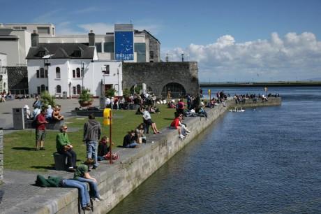 GCI - kurzy angličtiny Galway