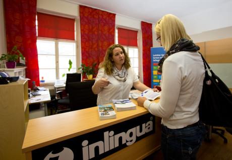 Inlingua Salzburg - němčina v Rakousku - Kukabara
