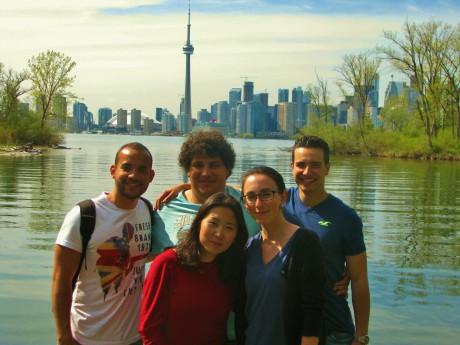 GV Toronto - kurzy angličtiny