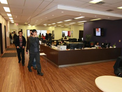 GV Toronto - kurzy angličtiny v Kanadě