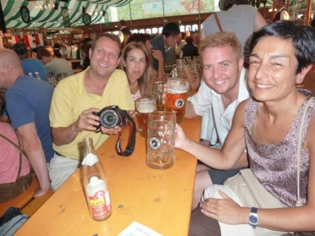 Horizonte - kurzy němčiny