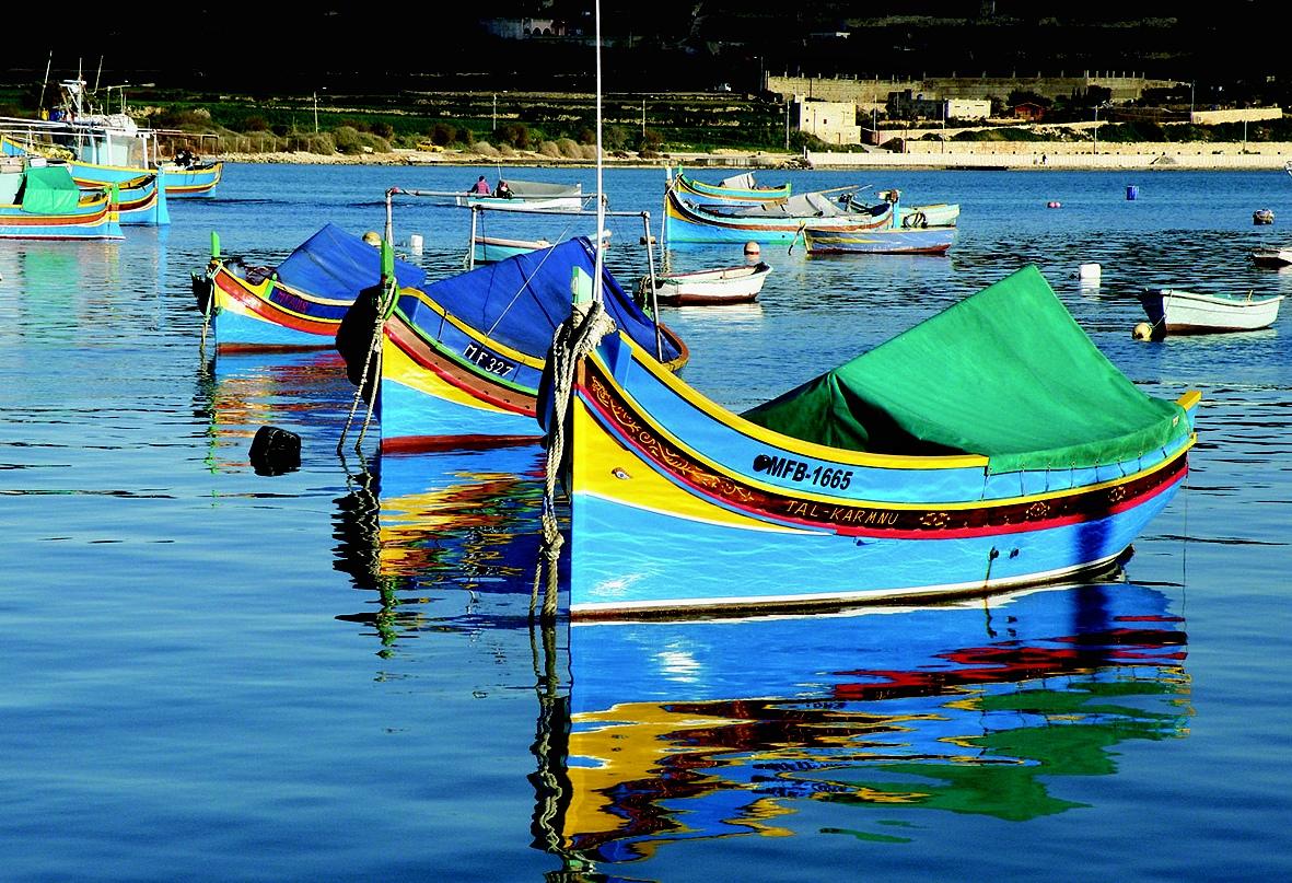 Soutěž o jazykový pobyt na Maltě - Kukabara