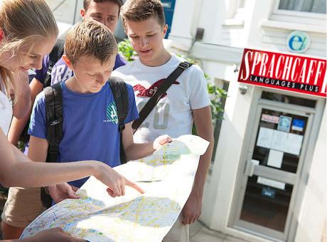 Sprachaffe London juniors