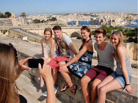 Sprachcaffe Malta - pobyt pro děti a mládež