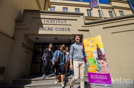 Actilingua - kurzy němčiny ve Vídni