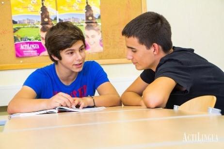 Actilingua - kurzy němčiny pro mládež