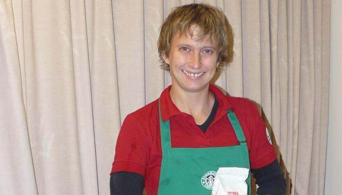 Jitka Kejikova Starbucks