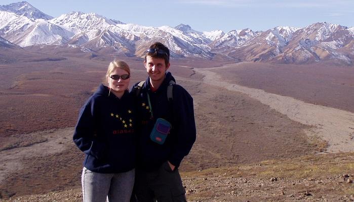 Bara Krhovska-Aljaska