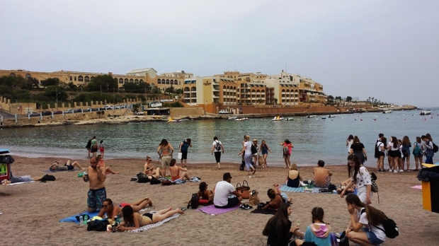 Malta-st-georges-bay-tutuki