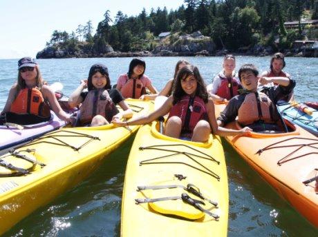 ILAC canoeing