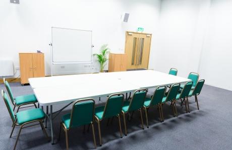Sprachcaffe classroom