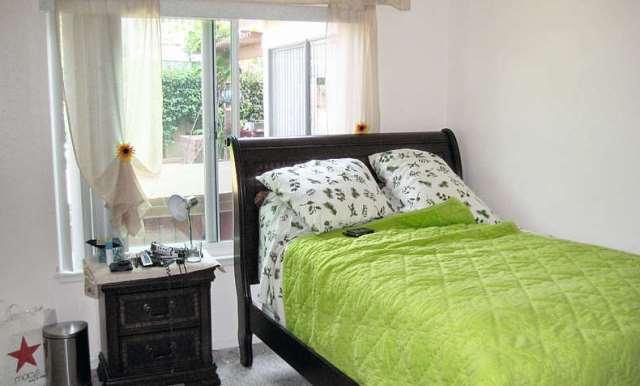 Sprachcaffe LA Homestay room