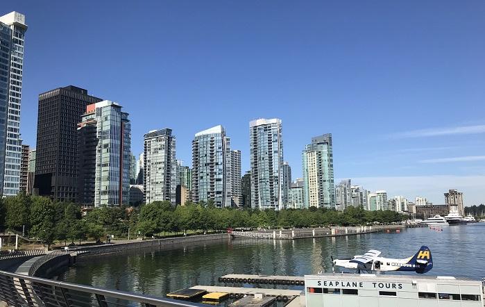 Vojta Vancouver Kanada